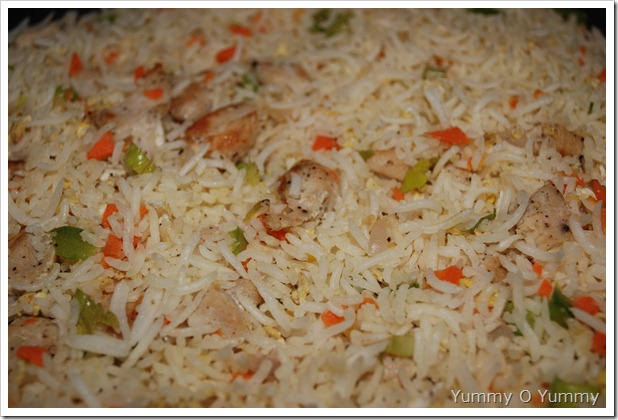 Chicken fried rice ccuart Image collections