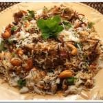 Kerala Spicy Chicken Biriyani