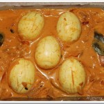 Egg – Mango Curry