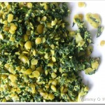Spinach –Toor Dal Thoran