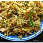 IdichakkaThoran /Tender Green Jackfruit Stir Fry