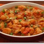 Gobi (Cauliflower) Manchurian