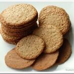 Benne Wafers / Sesame Seed Cookies
