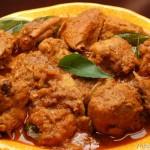 Spicy Chicken Curry