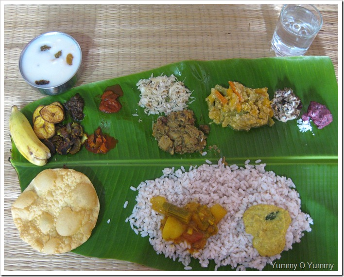 Kerala sadhya vibhavangal kerala sadya dishes kerala sadhya dishes forumfinder Image collections