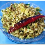 Chenathandu – Cherrupayar Thoran – Onam Sadya Recipe