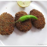 Vazhakoombu / Banana Flower Cutlet