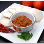 Tomato and Dry Red Chilly Chutney