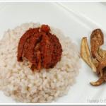 Adamanga Achar /Dried Mango Pickle