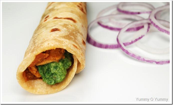 Chicken kathi kati rolls chicken kati rolls forumfinder Image collections