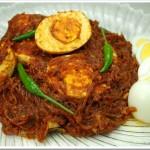 Kerala Egg Roast / Nadan Mutta Roast