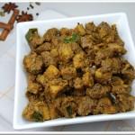 Beef – Kaya (Raw Banana) Ularthiyathu