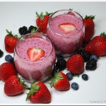 Banana – Berry Smoothie