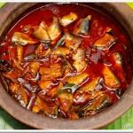 Mathi Curry / Sardine Curry