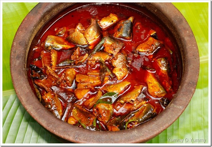 Mathi Curry Sardine Curry