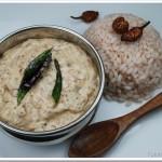 Pavakka (Bitter gourd) Vattal Kichadi