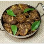 Meat Pattichu Varathathu