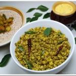 Cherupayar Thoran / Moong Bean Stir-fry