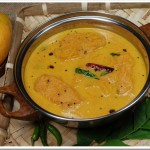 Ripe Mango Curry / Nadan Mambazha Curry