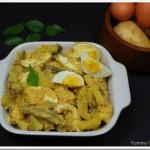 Egg Aviyal / Mutta Aviyal