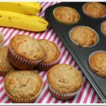 Banana and Nut Mufffins