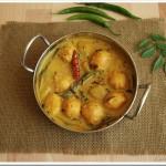 Vada Koottu Curry – Trivandrum Sadya Special