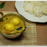 Kerala Egg Curry in Coconut Milk