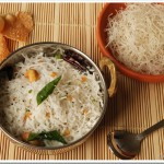Coconut and Lemon Sevai (Rice Noodles)