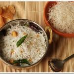 Coconut and Lemon Sevai (Rice Noodles)