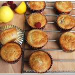 Lemon–Raspberry Muffins
