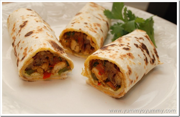 Easy chicken kathi roll kerala style chicken kathi roll kerala style forumfinder Image collections