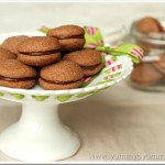 Chocolate Sandwich Cookies – Celebrating our 3rd Anniversary and 400th Post