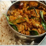 Kakka Irachi Ularthiyathu / Clam Stir-fry with Coconut