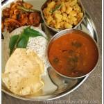Verum Pulincurry / Tamarind Curry