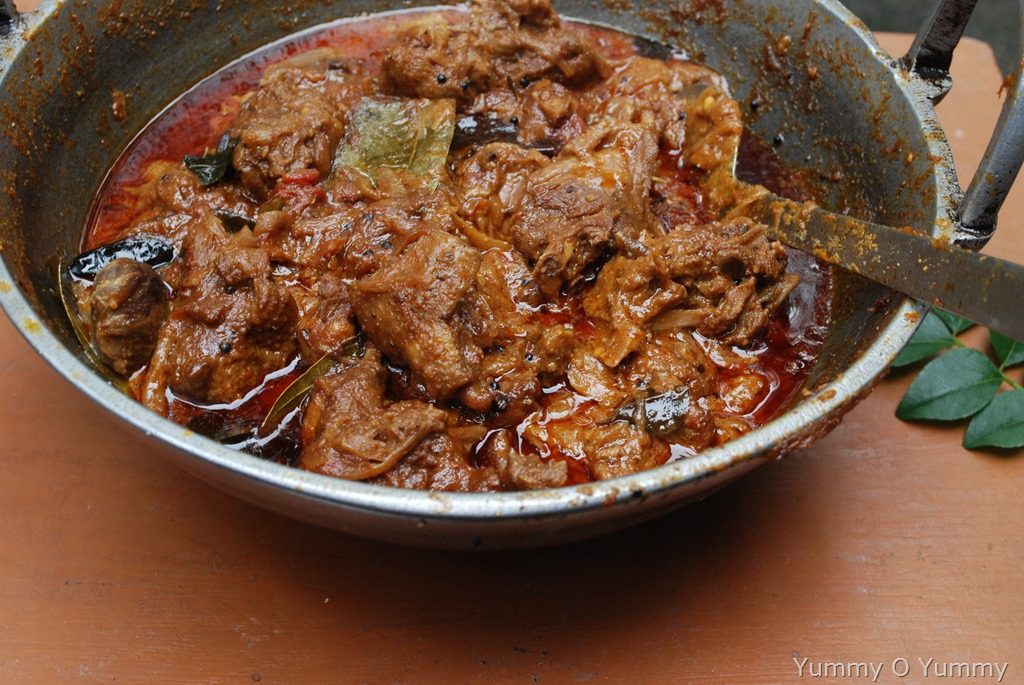 Duck Curry / Tharavu Curry – Kerala Style