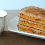 Vegetable Masala Sandwich
