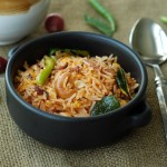 Kerala Egg Rice [Fried Rice]