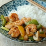 Asian Prawn and Veggie Stir-fry