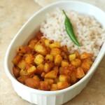 Potato fry – Tamil Nadu Style