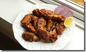 Chicken wings roast