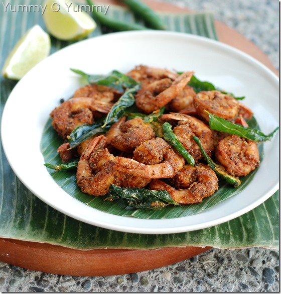 Prawn pepper fry2