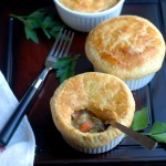 Vegetable Pot Pie / International Recipes