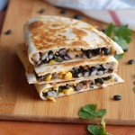 Black bean Quesadilla / Mexican Recipes