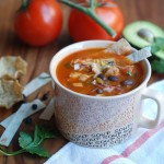 Mexican Chicken Tortilla Soup / Mexican Recipes