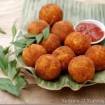 Tapioca – fish Balls / Kerala Recipes