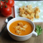 Roasted Tomato Soup / Soup Recipes