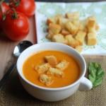 Roasted Tomato Soup / Soup Recipes