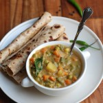 Kerala Vegetable Curry with Coconut Milk