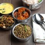 Cherupayar Ularthiyathu / Green gram stir fry