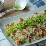 Paneer Fried Rice / Rice Recipes